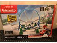 Brand new Nintendo infinity loop
