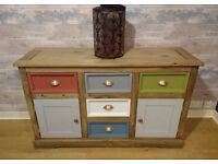 Shellybeenz Eclectic Mix sideboard