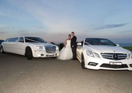 Limousine hire/modern wedding cars  Elderslie Camden Area Preview