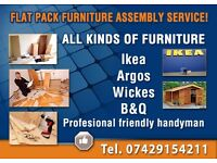 Flat pack furnitures assembly service! Ipswich plus 30 miles radius!