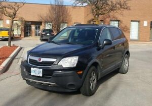 2008 Saturn vue SUV AWD / warranty / safety & E /leather sunroof