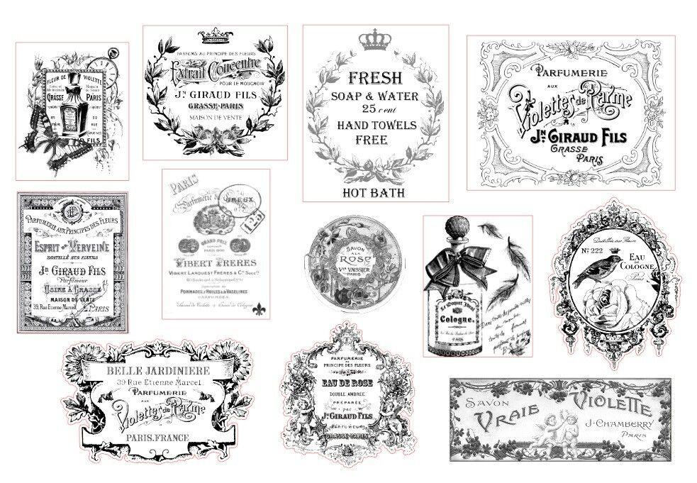 Aufkleber-Möbeltattoo-transparent-Sticker-Shabby-Vintage-French-Parfüm-1073