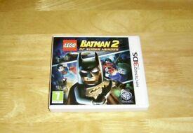 Nintendo 3DS - Lego Batman 2