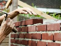 Are you looking for a brick & stone mason? Look no further