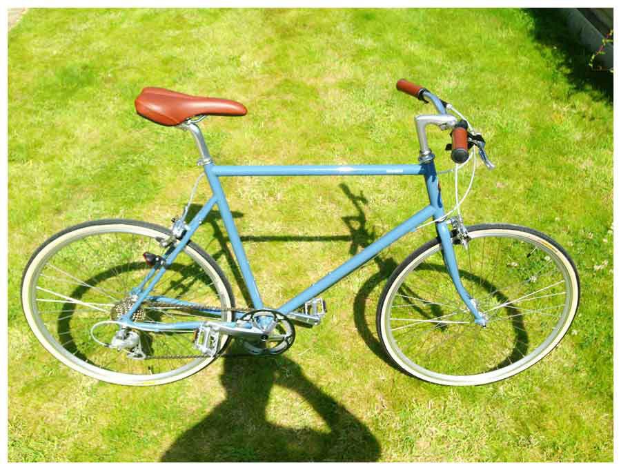 Tokyo Single Bike Tokyo Bike cs Gents Blue
