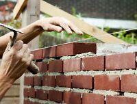 Do you need a brick/stone mason? Look no further