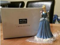 Royal Doulton Disney Princess Cinderella DP1 collectable figurine.