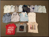 Boys Tops 0-3month