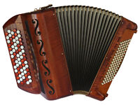 Victoria Poeta Principe 96 Bass Chromatic Button Accordion