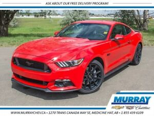 2016 Ford Mustang GT 5.0L *Leather *NAV *H/C Seats
