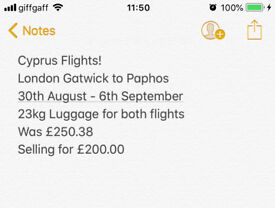 Cyprus Flights