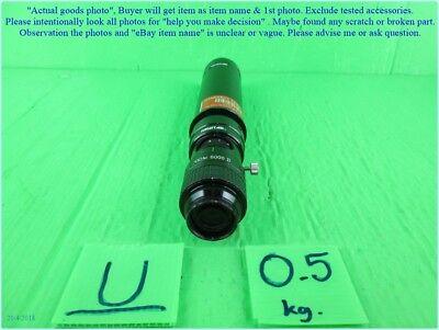 Navitar Zoom 1-60135 1-6015 Machine Vision Lens As Photos Sn0117 Dhltous