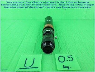 Navitar Zoom 1-60135 1-6015 Machine Vision Lens As Photos Sn0118 Dhltous