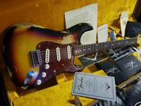 Fender custom shop 1960 strat relic
