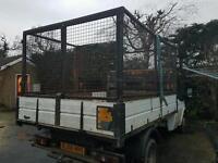 Transit tipper sides / cages