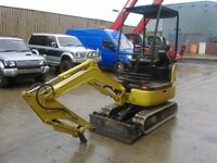 2012 Komatsu PC14R-3 1.5 Ton Mini Excavator / Digger £10,950 + VAT