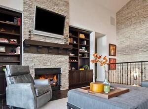 Decorative Stone and Brick Veneer