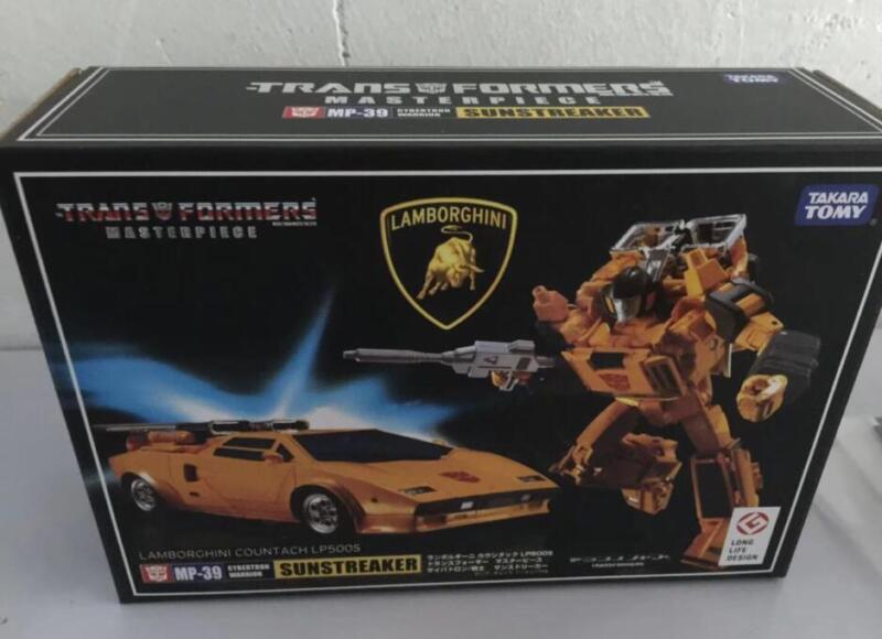 Transformers MP39 MP-39 Master Scud Unofficial version