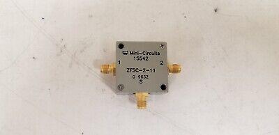 Mini Circuits Zfsc-2-11 Splitter