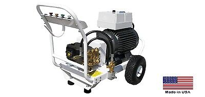 Pressure Washer Commercial - Electric - 4.5 Gpm 6000 Psi 20 Hp 230v - 3 Ph Gp