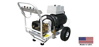 PRESSURE WASHER Commercial - Electric - 4 GPM  7000 PSI - 20 Hp - 230V - 3 Ph AR