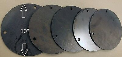 best deal five (5) steel targe... Image 1