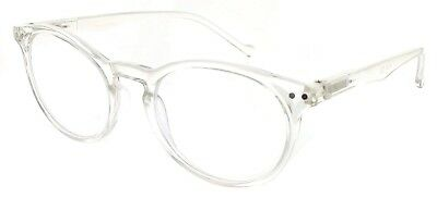 Reading Glasses Lightweight Round Professor Readers for Men and (Round Reader Glasses)