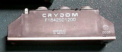 Crydom Sensata F1842sd1200 Scr Diode Thyristor 40a 480vac Discrete Semiconductor