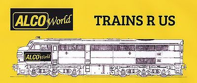 Alco World Trains R Us