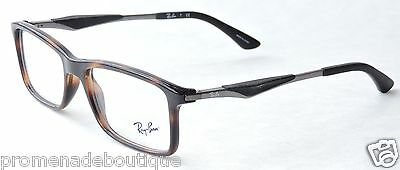 RAY BAN 7023 EYEGLASSES LIFESTYLE RX7023 EYE GLASSES OPTICAL FRAME 2012 HAVANA