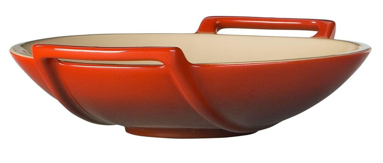 beautiful durable 2 wok bowls dishes 8