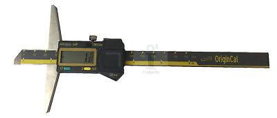 Igaging 100-700-35 Pin Depth Gauge Caliper Digital Absolute Origin 6