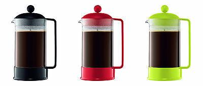 Bodum Brazil French Press Coffee Makers, 3 Sizes (Bodum French Press Coffee Maker)