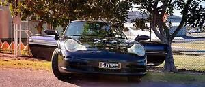 2003 Porsche 911 Convertible Brisbane City Brisbane North West Preview