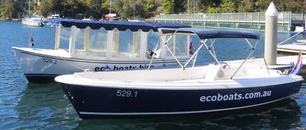 Hire Boat Business For Sale