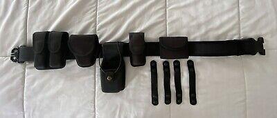 Bianchi Patroltek Police Security Duty Belt Tactical Belt Acc Used L 40-46