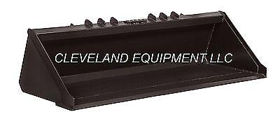 New 84 Xhd Low Profile Bucket John Deere Skid Steer Track Loader Severe-duty 7