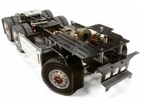 C26437BLUE Integy Universal Drive Shaft 148-176mm for Custom 1//14 Semi-Tractor