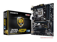 Gigabyte Ga-Z170-Hd3P Motherboard Cash on collection only, collection from SE17 area