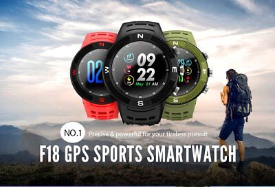 GPS Watch Fitness Tracker Sports Running Better then Garmin Forrunner