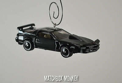 Knight rider customebay 1 knight rider kitt car super pursuit mode custom christmas ornament industries 2k mozeypictures Images