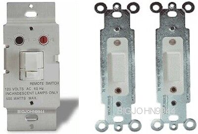 X-10 Powerhouse Ws4777 White 4 Way Dimmer Switch Set With...