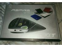 Acer aspire one netbook boxed as new