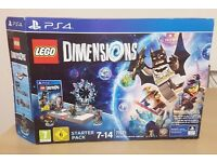 PS4 Lego dimensions starter pack ***WITH EXTRAS***