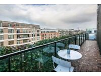 OVER 1000 SQFT REGENTS CANAL FACING 3 BED 2 BATH PENTHOUSE