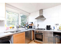 Split level 4 bedroom apartment near Denmark Hill station in Camberwell SE5