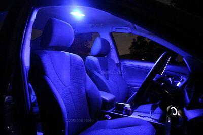 Subaru Liberty  1994-1999 BD BG BK Supr Bright Blue LED Interior Light Kit