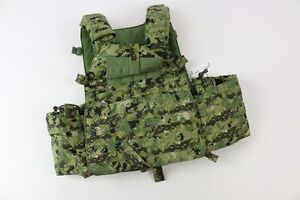 London-Bridge-LBT-6094B-AOR2-Plate-Carrier-Vest-Navy-SEAL-DEVGRU-ESAPI