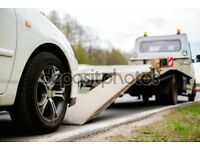 Recovery And breakdown service 24/7 LOCAL AND LONG DISTANCE FROM £40