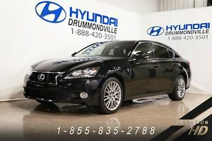 Lexus GS 350 2014 + LUXURY + AWD + NAVI + COLD WEATHER PACK + SU